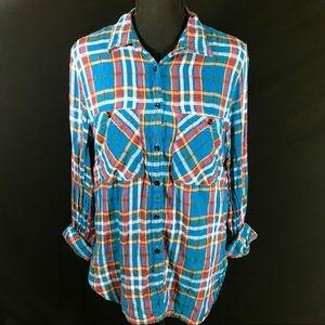 Ralph Lauren Denim & Supply Flannel